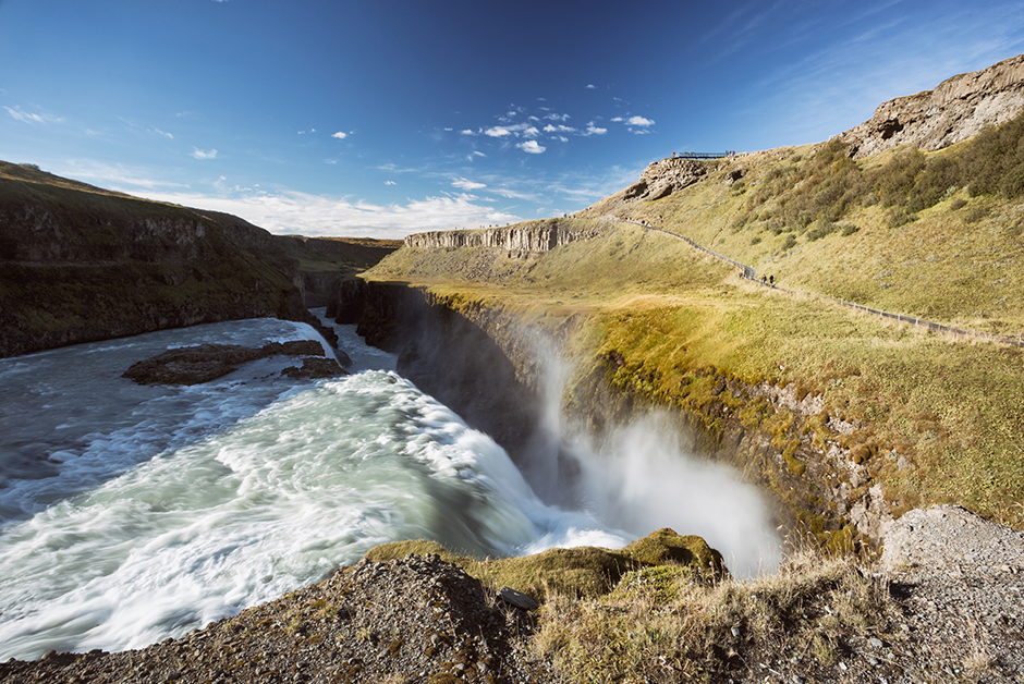 exploring the golden circle Iceland