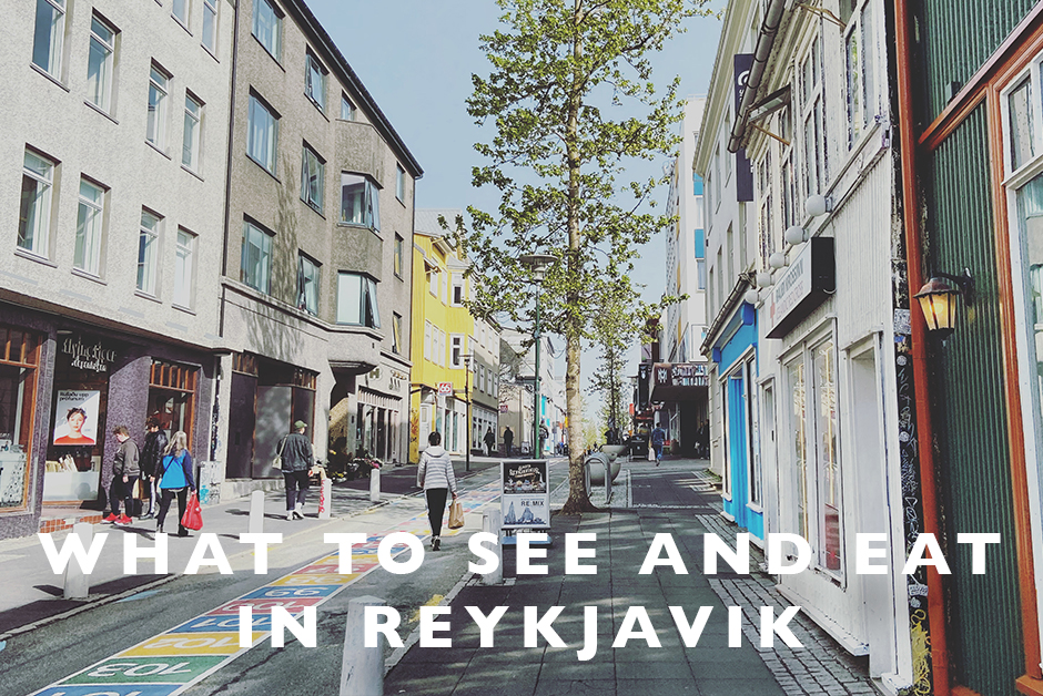 what to see and eat in reykjavik