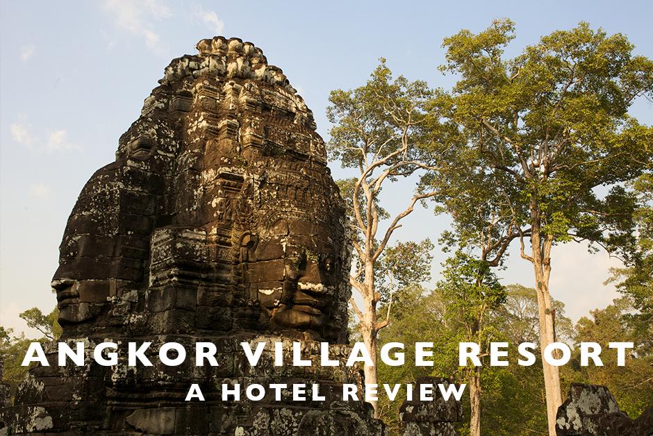 angkor village resort Siem Reap Cambodia