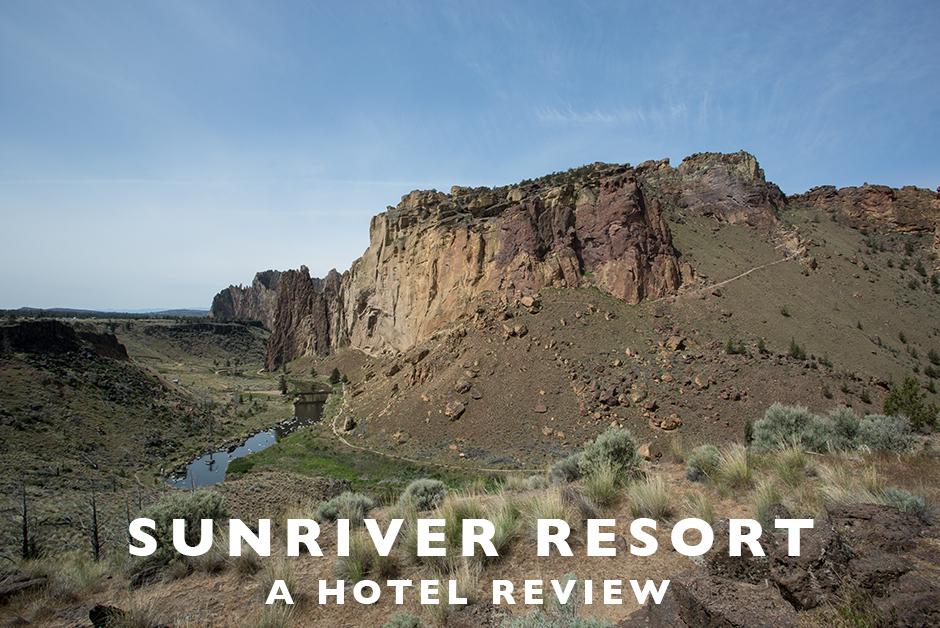sunriver resort Central Oregon bend