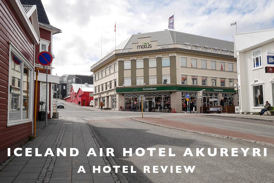 iceland air hotel akureyri hotel review northern Iceland