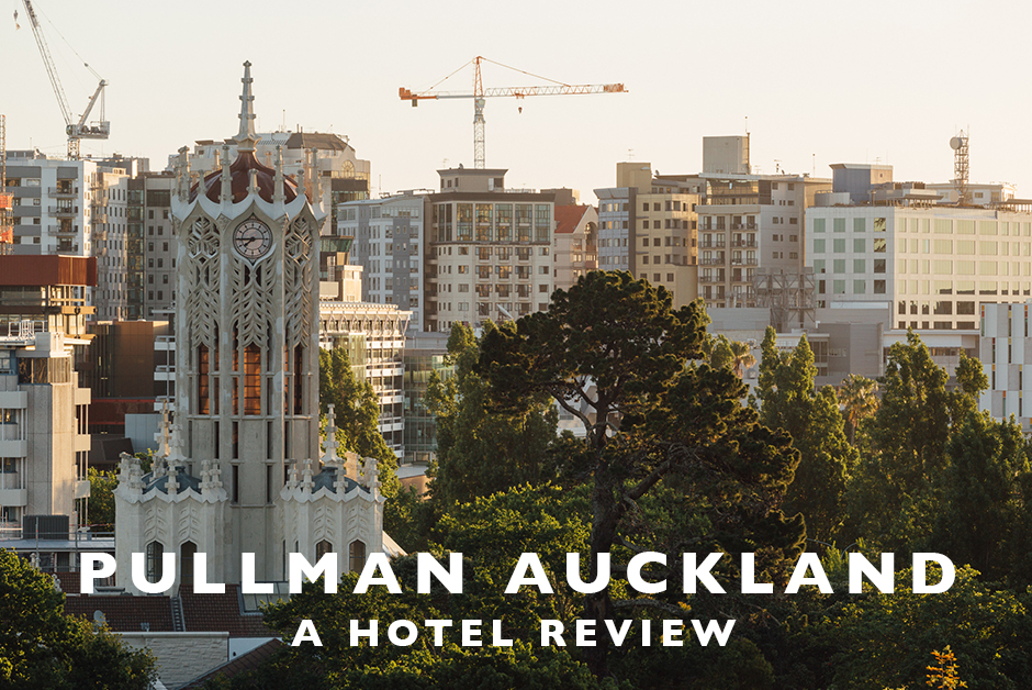 pullman auckland hotel review New Zealand