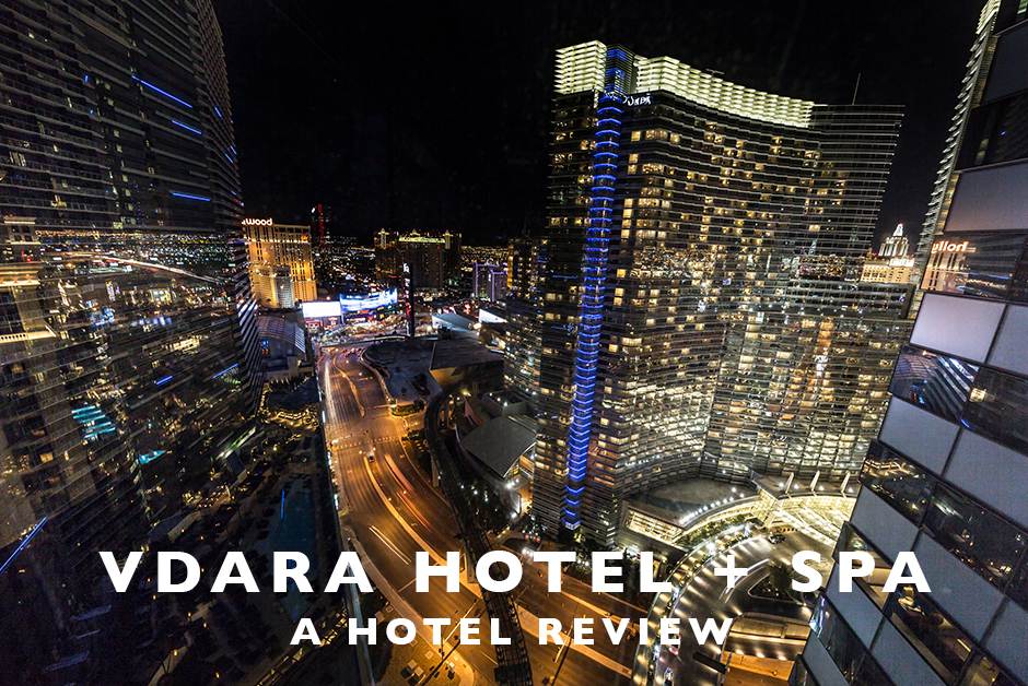vdara hotel and spa review Las Vegas