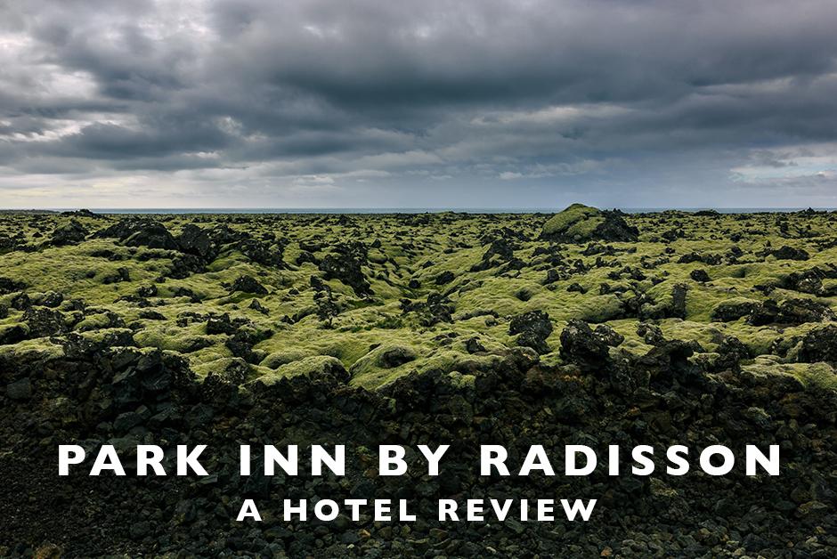 park inn by Radisson Keflavik hotel review