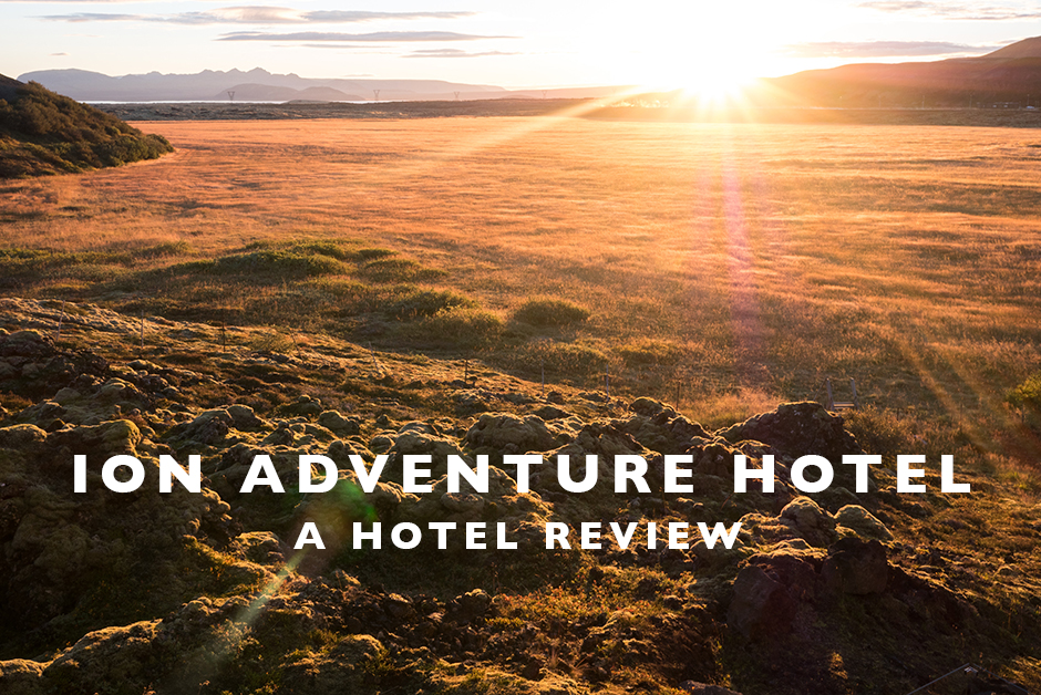 ion luxury adventure hotel review Iceland