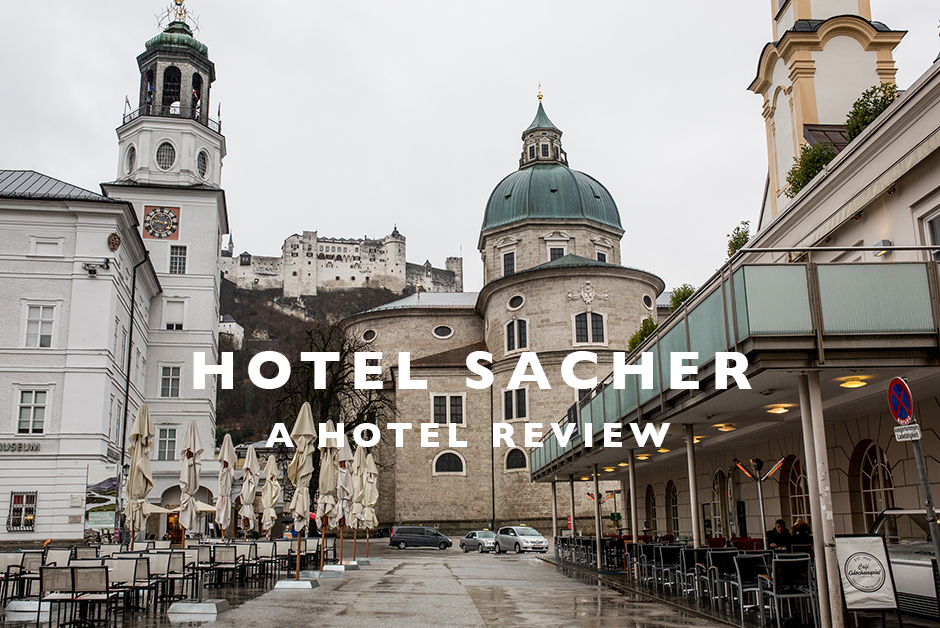 hotel sacher salzburg austria review