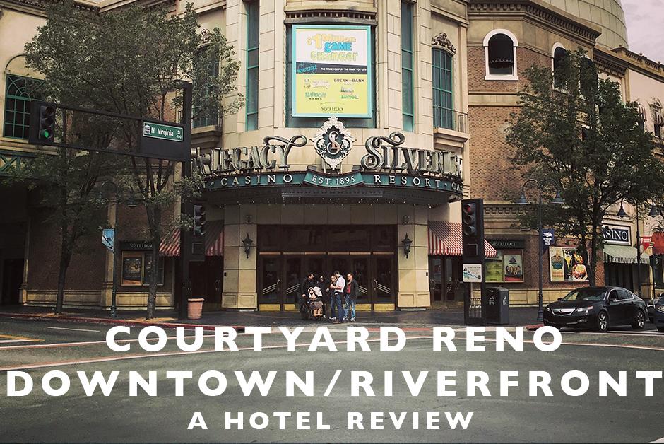 courtyard reno hotel review downtown