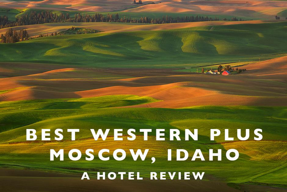 best western plus moscow idaho