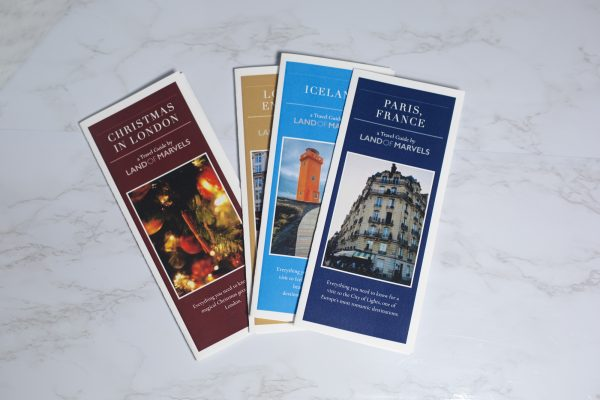 your trip to Europe travel combo pack guides