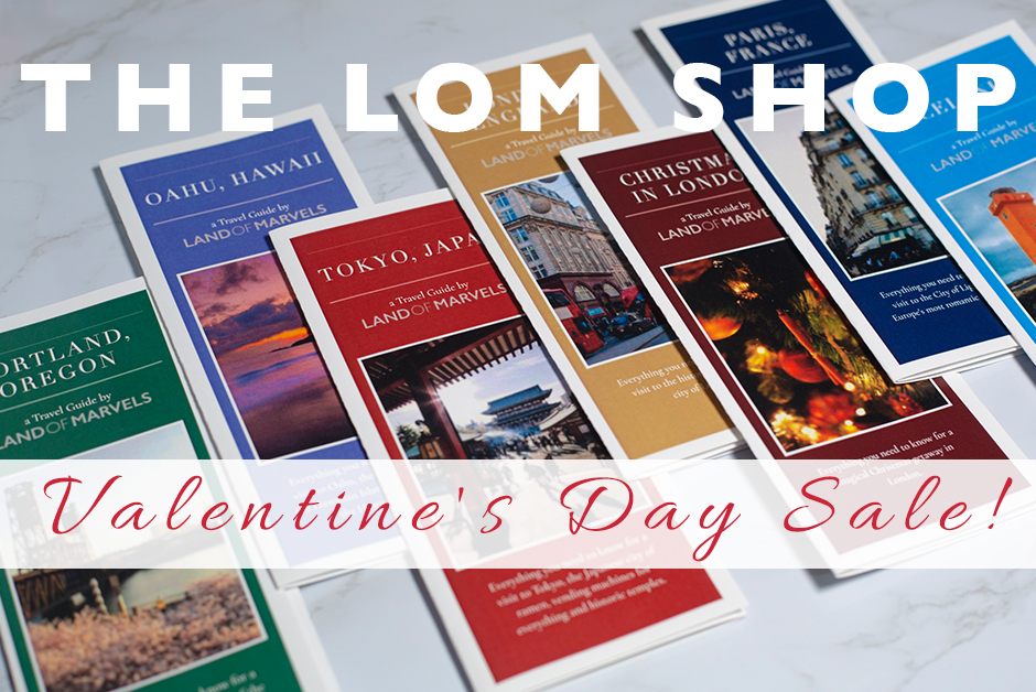 travel guide sale