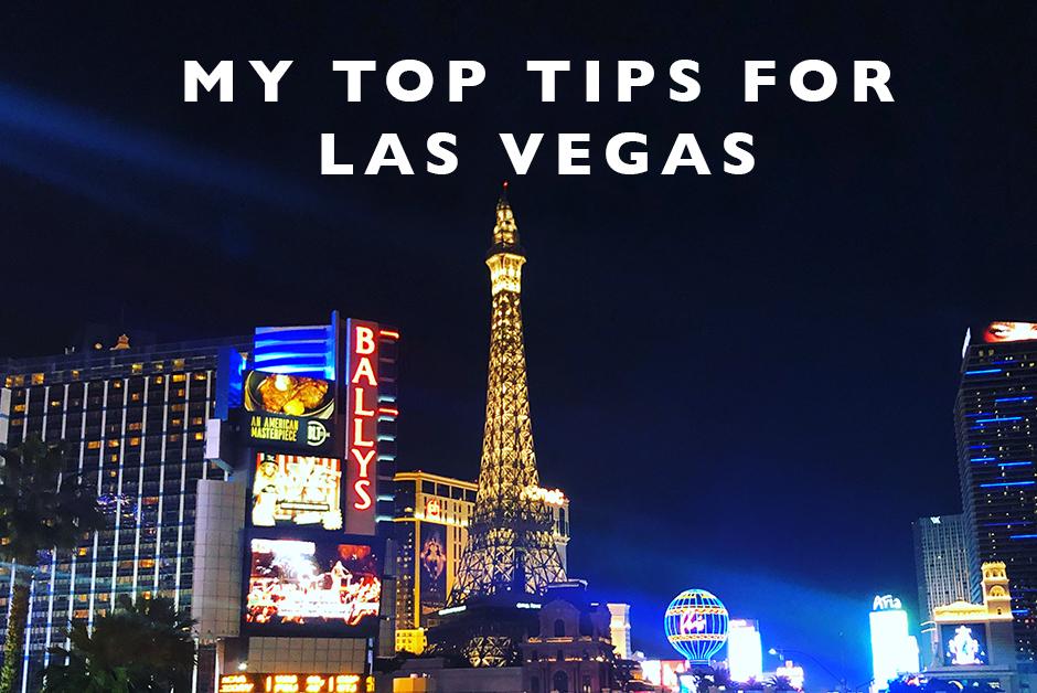 tips for Las Vegas Nevada travel