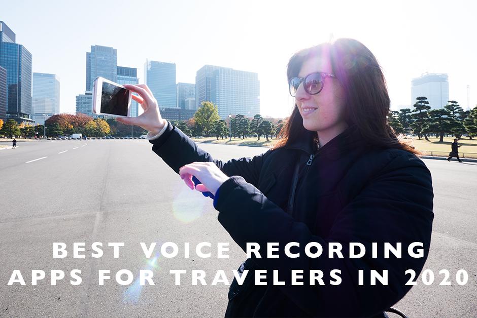 voice recording apps