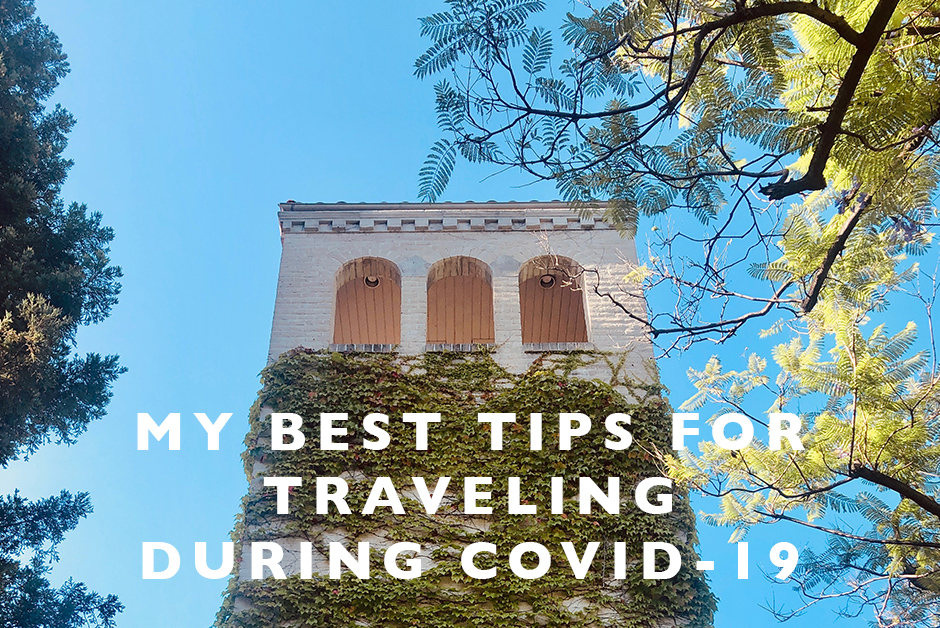 best tips for traveling during covid