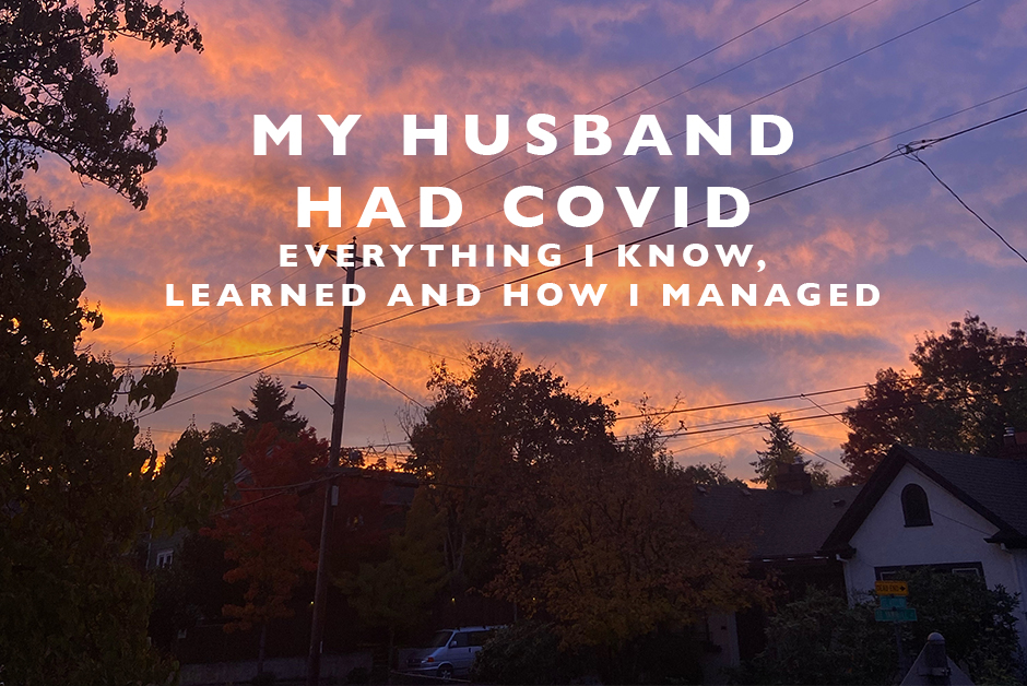 my husband had covid