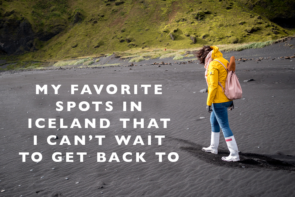 favorite spots in Iceland