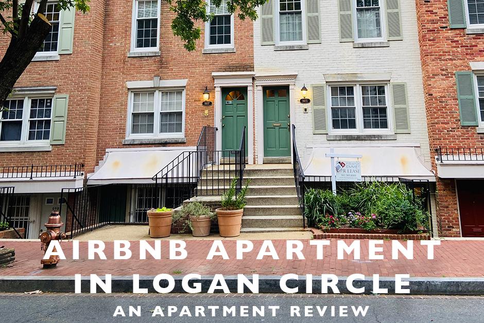 airbnb apartment dc
