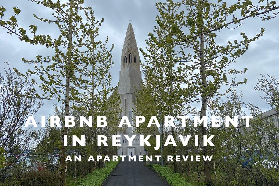 reykjavik apartment review